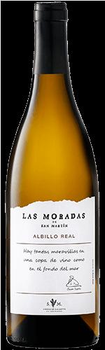 Albillo Real Las Moradas de San Martín