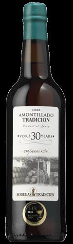Amontillado VORS 30 Años