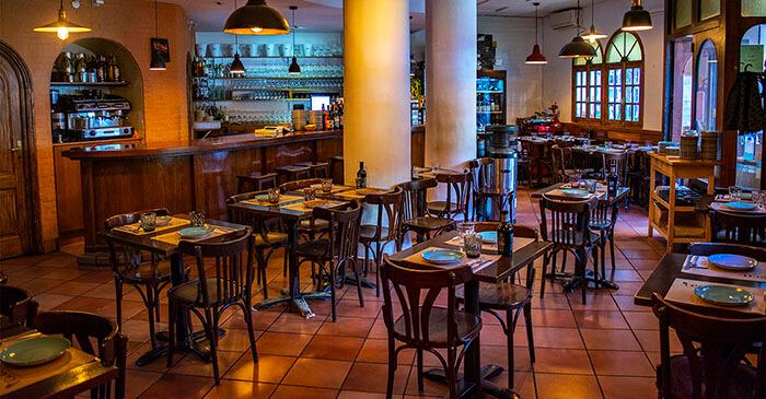 Sala Comedor - Taberna Teca