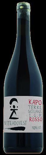 Kapo Viteadovest Rosso - Enoteca Taberna Teca en Valencia