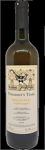 Rkatsiteli Pheasant's Tears