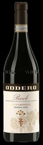 Vignorionda - Oddero - Enoteca Taberna Teca